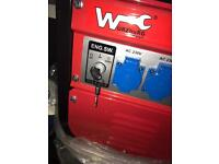 Wurzburg Gasoline Generator