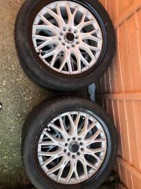 Bk racing wheels