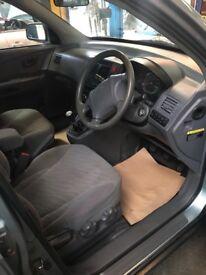 Hyundai Tucson 2.0 crtd 4 wheel drive