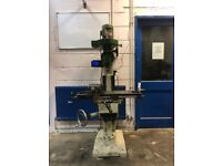 A Wells Index/ Blank & Buxtono Vertical Milling machine