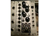 XAOC TIRANA UTILITY MICRO SEQUENCER MODEL OF 1960 Eurorack Module