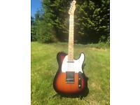 Fender Player Telecaster in Natural Sunburts
