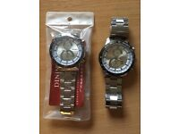2 men watches from ebay