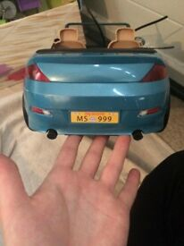 Myscene Doll Car