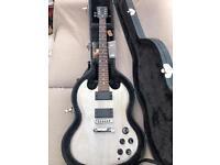 Gibson SGJ and Gibson SG hard case