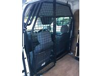 Bulkhead - Ford Transit Connect - Long Wheel Base / High Roof - Split Cage - Good Condition