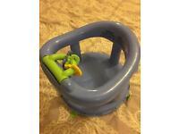 Baby bath ring Baby swivel Seat Chair Tub Infant Toddler Bathtub Fun Wash Anti Slip