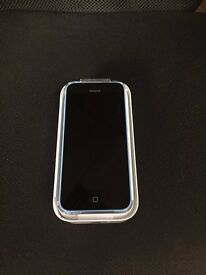IPHONE 5c BLUE 8GB EE NETWORK UNLOCK REQUESTED GOOD CONDITION