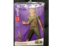 Robin Hood costume age 4-6
