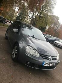 2008 vw golf match 1.9 TDI DSG