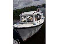 Gentlemans Launch / day boat