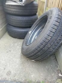 *BARGAIN* brand new tyres 5 peices