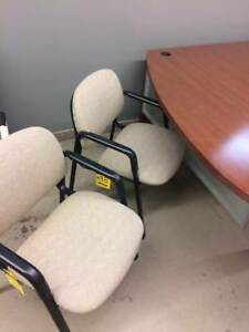USED Office Furniture Guest Chair SALE.  98.00 EACH