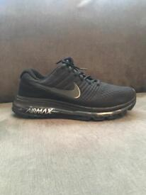 Nike AirMax Size 6 all black ( Brand New)