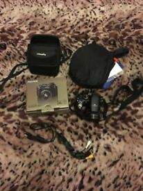 Bridge camera kit with accessories