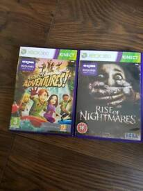 Xbox 360 Kinect Game Bundle