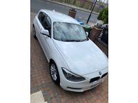 BMW, 1 SERIES, Hatchback, 2012, Manual, 1598 (cc), 5 doors