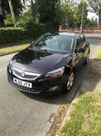 Vauxhall Astra 1.6 SRI 2010