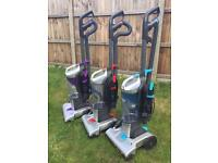 VAX BAGLESS UPRIGHT VACUUM CLEANER HOOVER