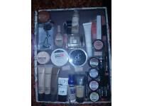 Makeup bundle all used