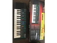 Yamaha PortaSound PSS-50 Electronic Keyboard