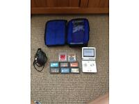 Gba gameboy with game ect