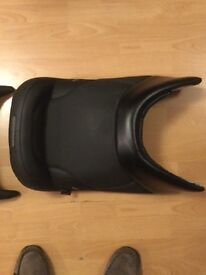 Honda ST1300 Powerbronze seat (front and rear)