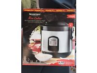 Brand New Rice Cookers Silver Crest