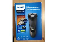 **BRAND NEW** Philips Series 3000 S3110/06 Cordless Fully Washable Electric Rechargeable Shaver