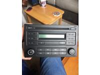 Volkswagen T5 radio/cd player