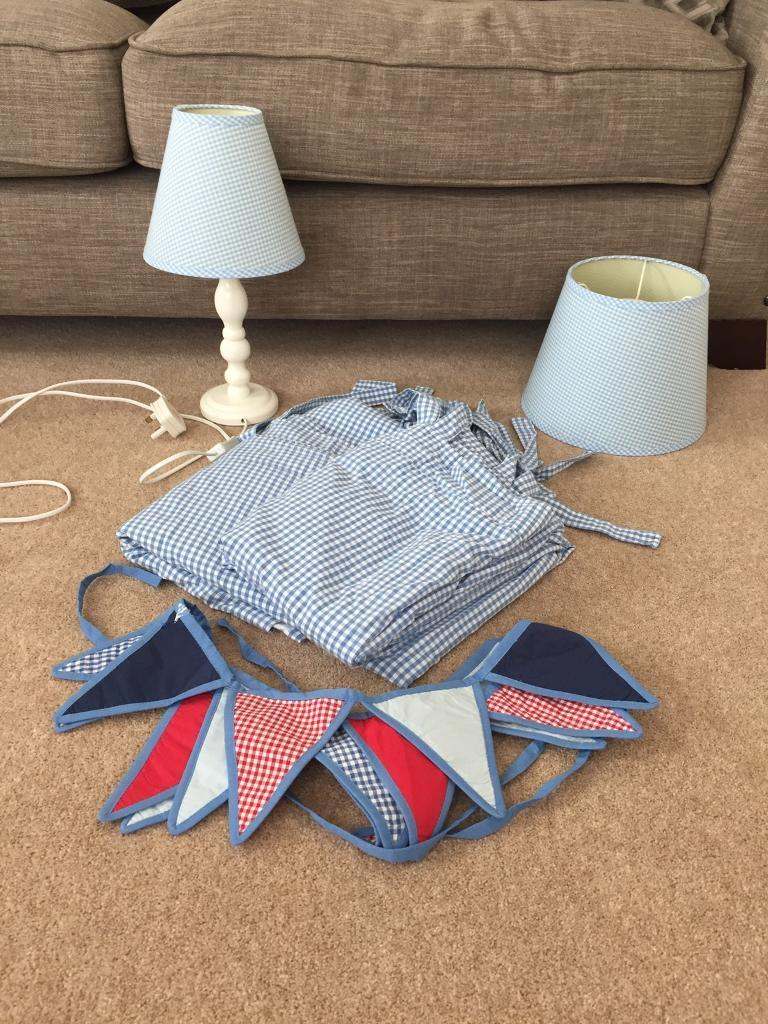 Laura Ashley Boys Bedroom Accessories