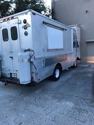 Used Food Truck 1988 Gmc
