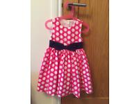Marks and Spencer age 3-4 dress. Immaculate