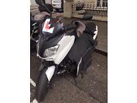 Yamaha XMax 125cc (Cat C) not pcx, Honda ps, sh