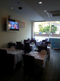 Indian Restaurant for Sale in Purley, Surrey