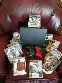 Ps3 2 control and 30 +games