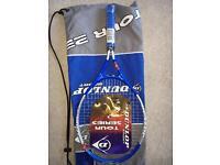 Dunlop sport tennis racket- tour series