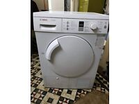 8 KG Bosch Condenser Tumber Dryer With Free Delivery