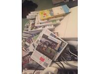 30 Wii games
