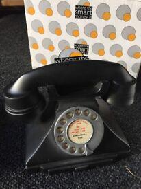 Jordanhill phone piggy bank NEW