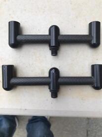 Century Neville carbon buzz bars (black edition)
