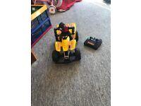 Remote control quad
