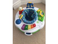 Leap frog learn and groove activity station
