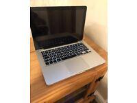 2012 Macbook pro 13-inch 2.5GHz 500gb HD 4Gb 1600MHz DDR3