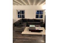 Designer sofa in good condition