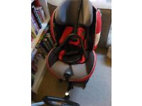 Rear facing from birth car seat Besafe Izi Combi X3 Isofix