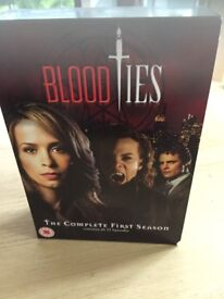 Blood ties box set