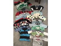 Baby clothes 3-6 months various named brands. All washed and from non smoking home