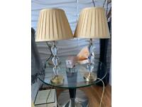 Maison Glass Table Lamps