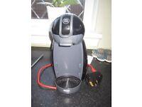 NESCAFE Dolce Gusto Manual Coffee Machine by Krups - Black